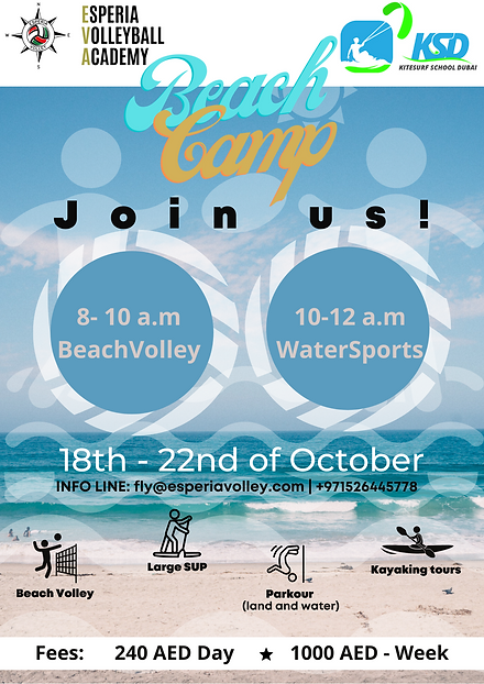 Pastel Colored Beach A4 Flyer (1).png
