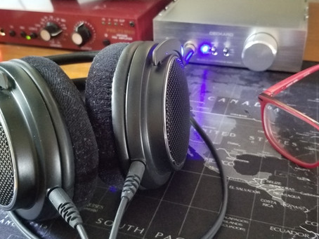 Mind if I rave about headphones for a minute?