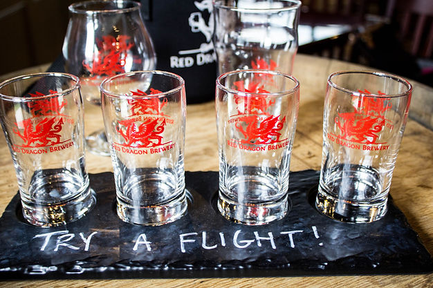red dragon brewery taproom