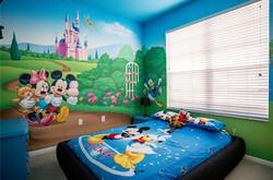 Ethan's Little Disney Castle