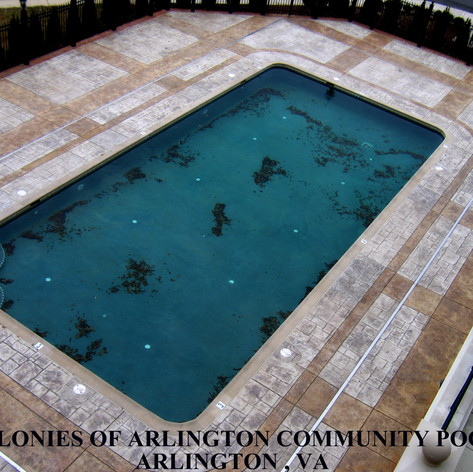 Commercial Stamped Concrete by Greystone Masonry