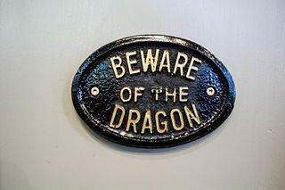 Red Dragon Brewery Fredericksburg, VA