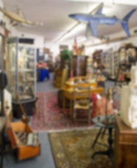 Blue Shark Antiques and Collectibles Fredericksburg, VA