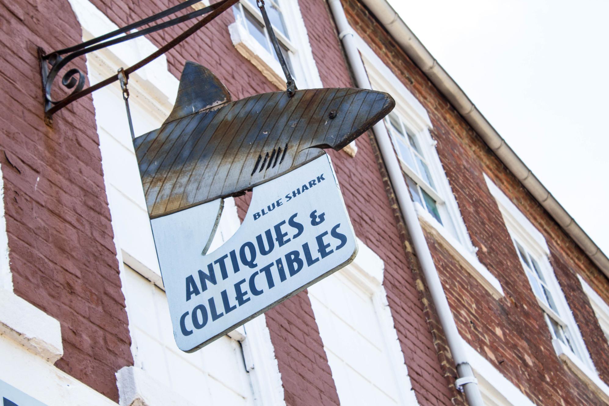 We Buy! | Fredericksburg, VA | Blue Shark Antiques