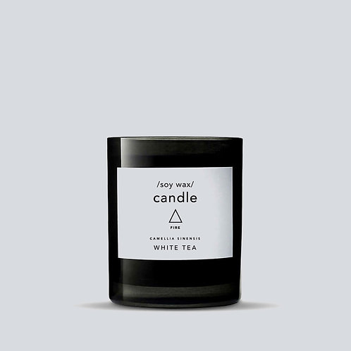 White Tea Soy Wax Candle