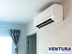 Como limpar o ar condicionado split?