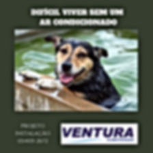 limpeza de ar condicionado de pet shop e clínica veterinária.
