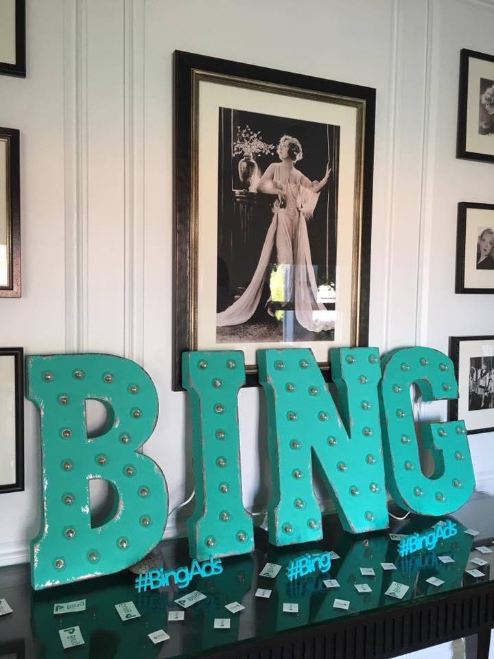MSFT Bing
