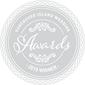 Winner, Best Overall Filmmaker, The Vancouver Island Wedding Awards