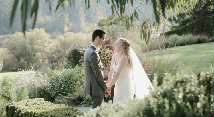 Victoria Wedding Video  |  Chelsea and Michael  | Gardens at HCP Wedding, Victoria, BC