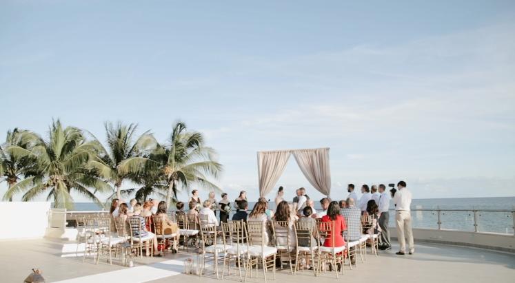 Cancun Wedding Video  |  Alexa and Trevor  | Dreams Riviera Resort Wedding, Cancun, Mexico