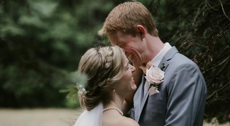 Parksville Wedding Video  |  Rachel and Reid  | Tigh Na Mara Wedding, Parksville, BC