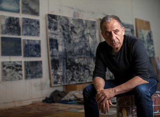 """Jorge Tacla: """"Mi proceso creativo se fue a hacer su confinamiento a otro lugar, parece"""""""