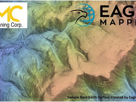 Makara Mining Contracts LiDAR Survey at Rude Creek Yukon