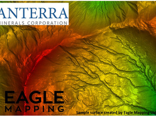 Canterra Minerals Corp. Embraces LiDAR Technology