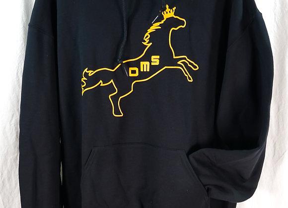 DMS Horse Logo Hoodie