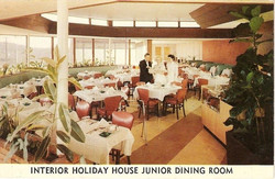 Holiday House Dining Room
