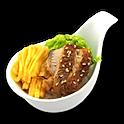 Unagi Tamago Cup Sushi