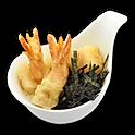 Ebi Tempura Cup Sushi