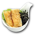 Abalone Cup Sushi