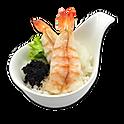 Ebi & Roe Cup Sushi