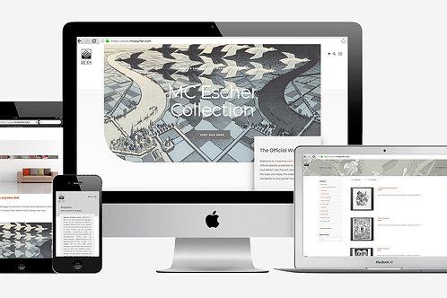 Reszponzív weblap alap csomag