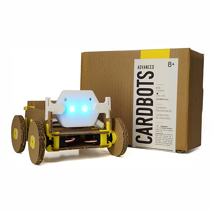 Cardbots Advanced Kit