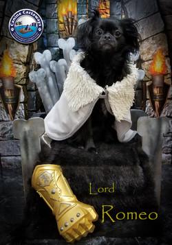 Romeo 0414 throne