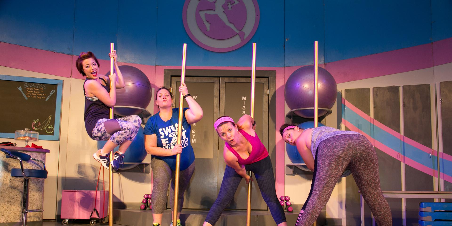Waist Watchers: The Musical!
