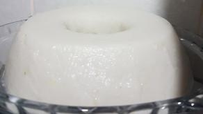 Manjar Branco #semglúten #semleite