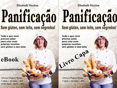 E-book  em PDF e livro capa