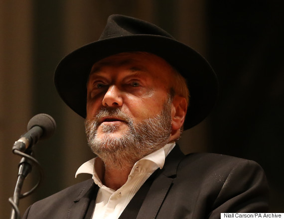George Galloway tries to sue twitter users but will have a tough job