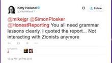 The Irish times not short of antisemitic anti Israel commentary