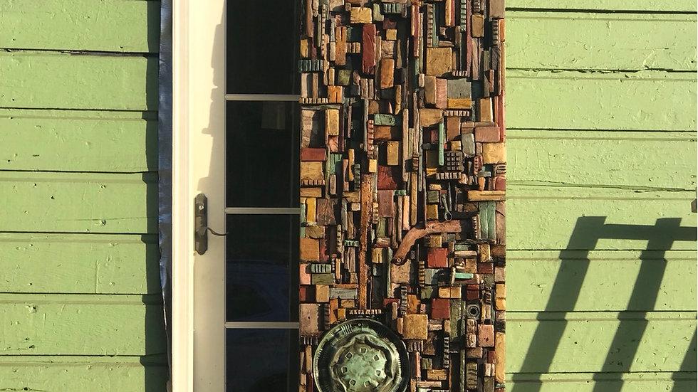 Scrapyard Quilt #9