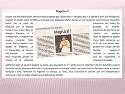 article st Philippe
