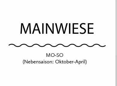 Mainwiese (MO-SO)