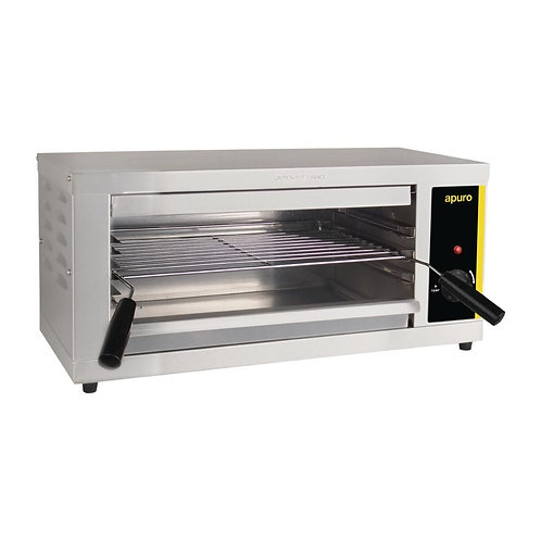Apuro Salamander Grill - Variable Heat Control