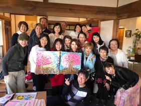 ご参加の方と記念撮影。ご協力ありがとうございます!