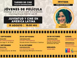 """Ciclo de conversaciones """"Tardes De Cine"""""""