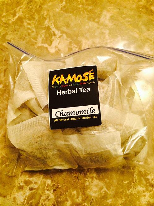 Kamosé Organic Chamomile Tea