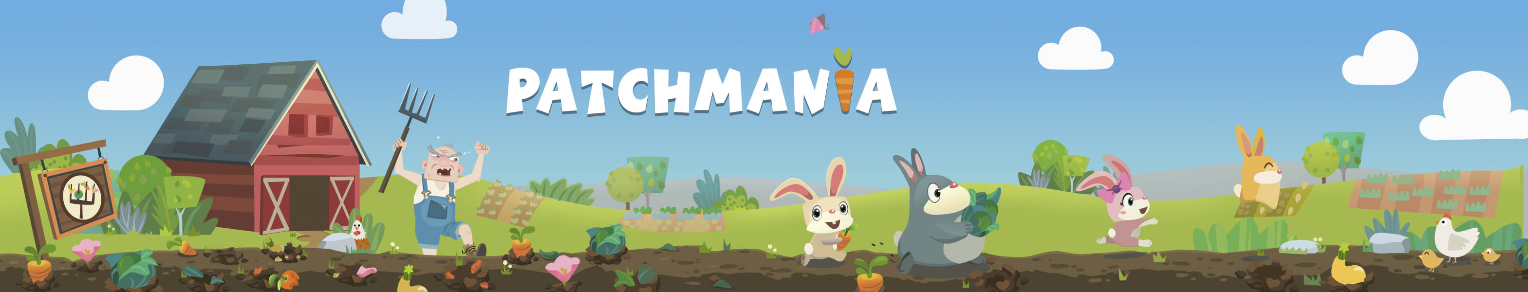 Patchmania Game