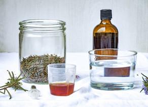 Les formes des produits phytotherapeutiques