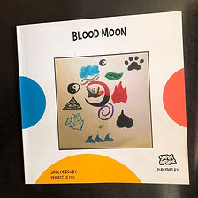 """BLOOD MOON"" by Jaclyn Scoby"