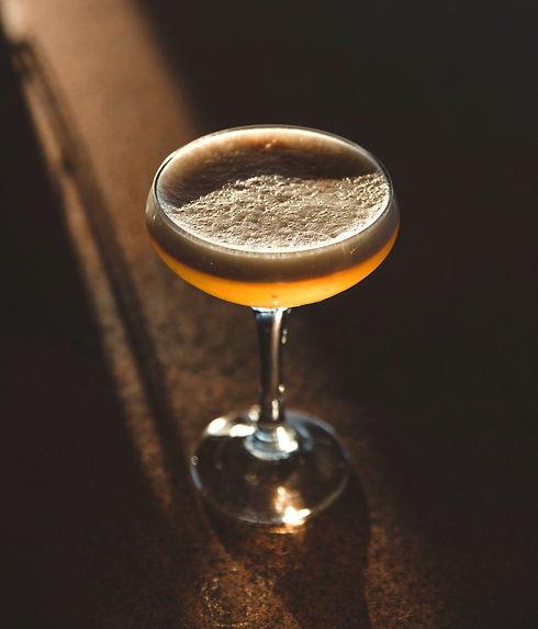 Bayside Bourbon Sour