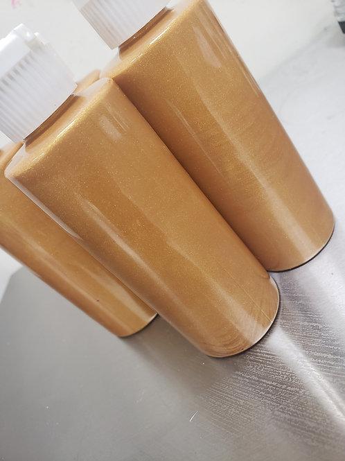 Gold Cake Drip