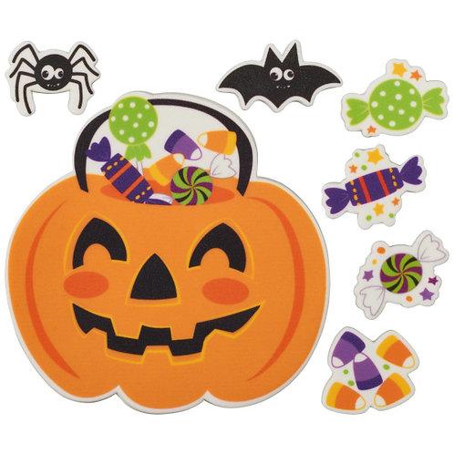 Edible Halloween 🎃 Toppers 12pk