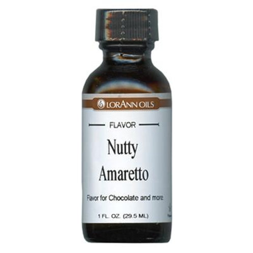 NUTTY AMERETTO OIL