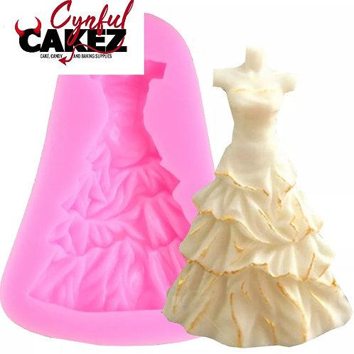 Wedding dress mold