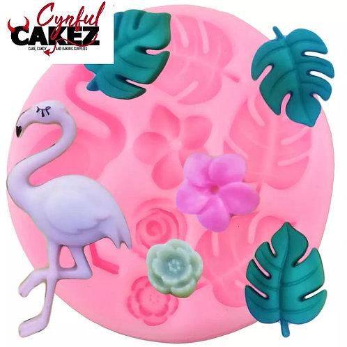 Flamingo mold