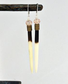 Reveler Earrings- Light tone